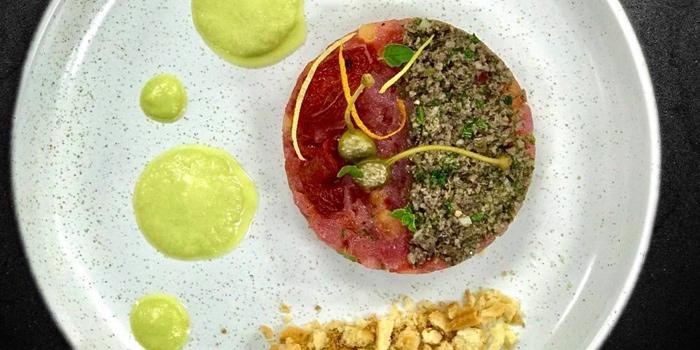 Tuna Tartare from Mediterra Restaurant at 14 Soi Sukhumvit 23, Khwaeng Khlong Toei Nuea, Khet Watthana, Bangkok