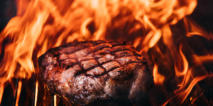 Rib Eyes Steak from El Gaucho Argentinian Steakhouse at 88,36 Sukhumvit 55, Thonglor Klongton Nua, Wattana Bangkok
