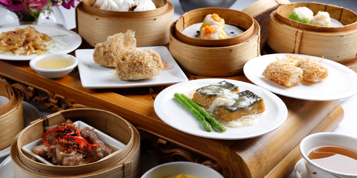 All You Can Eat Dim Sum from Shang Palace at Shangri-La Hotel, Bangkok