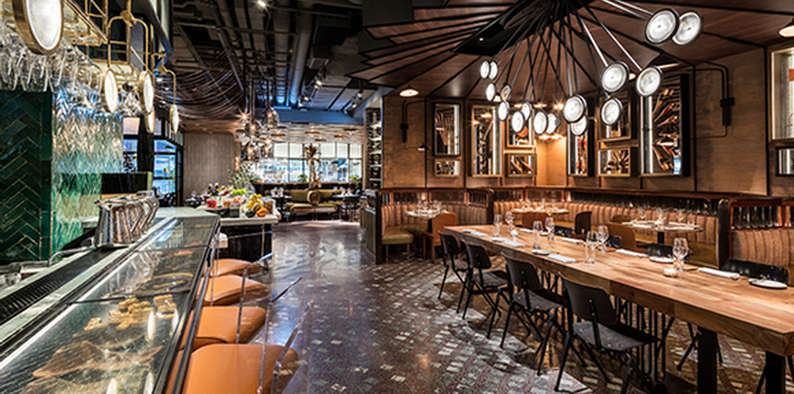 Dining Area, Spiga, Central, Hong Kong