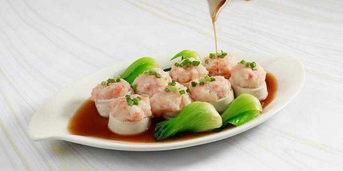 Hong Kong Style Stir-fried Crab from Shang Palace at Shangri-La Hotel, Bangkok