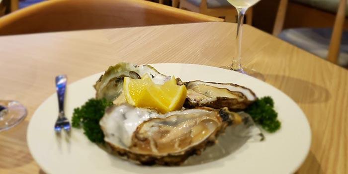 fresh seasonal oyster, Boire et Manger, Wan Chai, Hong Kong