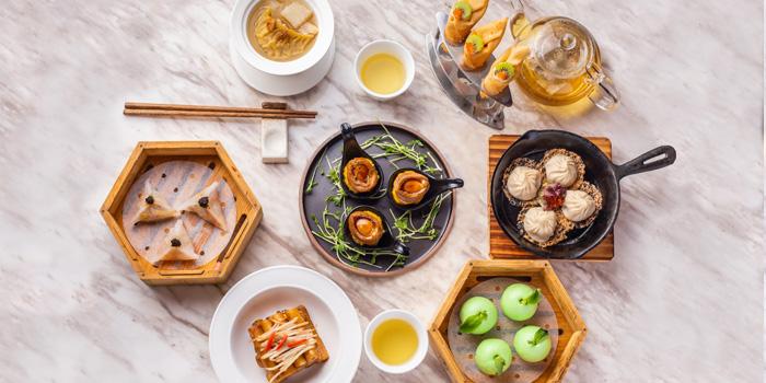 Tea Set, SHÈ, Central, Hong Kong