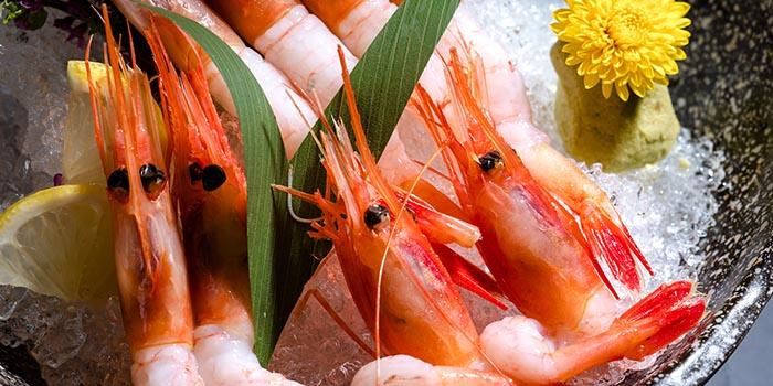 Shrimp, Yaki Oni, Causeway Bay, Hong Kong