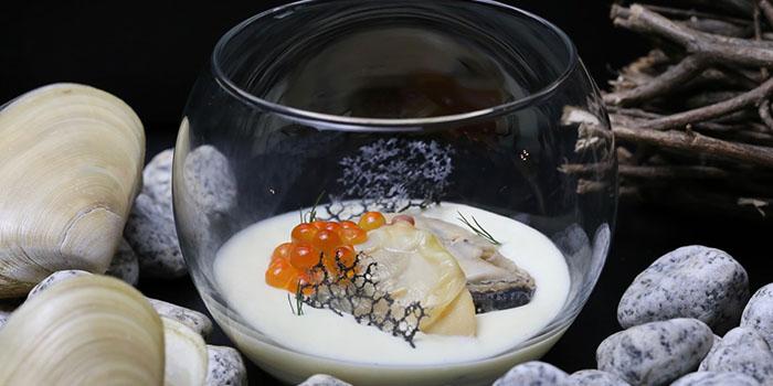 Scallop, Rack Cuisine, Tsim Sha Tsui, Hong Kong