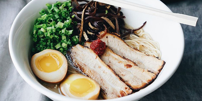 uma uma ramen japanese food delivery singapore delivery in Singapore