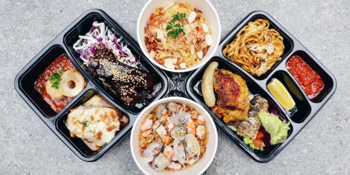 Premium Value Meals from Baba Chews Bar and Eatery in Hotel Indigo Singapore Katong in East Coast, Singapore