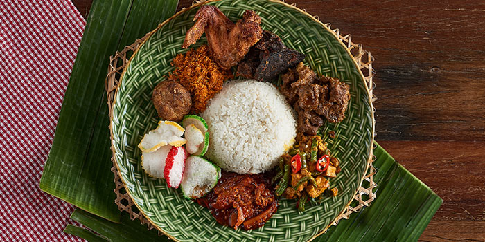 nasi nuri food delivery singapore delivery in Singapore