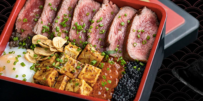 Tajimaya Yakiniku food delivery singapore delivery in Singapore