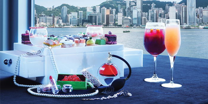 Be Fabulous Afternoon Tea, Cucina, Tsim Sha Tsui, Hong Kong