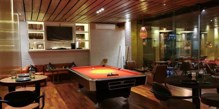 Interior 3 from ORO Italian Restaurant, Kemang