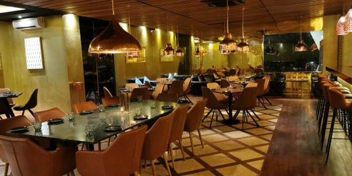 Interior 1 from ORO Italian Restaurant, Kemang