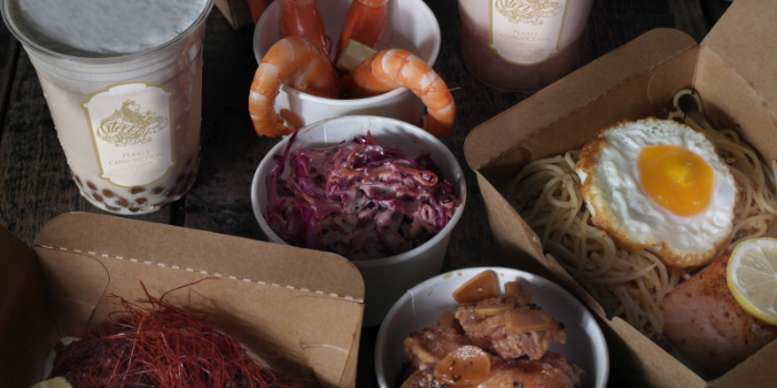 Bento Selection from Arteastiq (Mandarin Gallery) (Delivery) in Orchard, Singapore