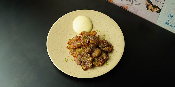Special Dish 2 at RARA Ramen & Bar