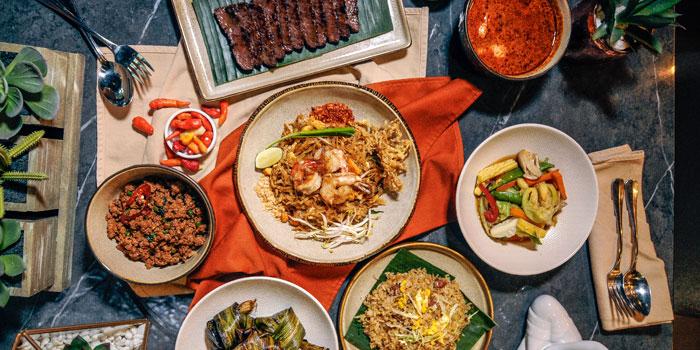 Dish at Noble by Zab Thai, Gunawarman