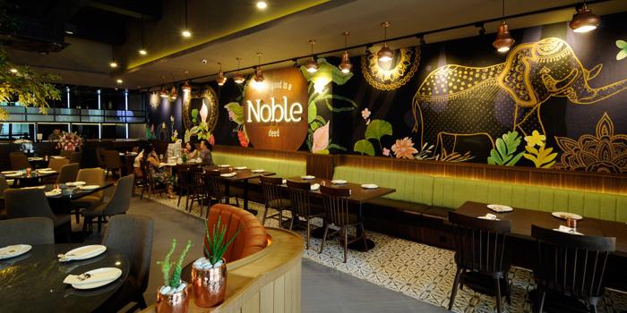 Interior 1 at Noble by Zab Thai, Gunawarman