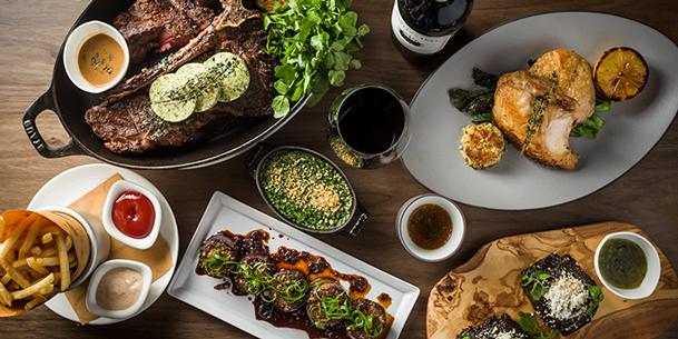 Top Shot, BLT Steak, Tsim Sha Tsui, Hong Kong