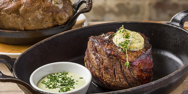 Tenderloin, BLT Steak, Tsim Sha Tsui, Hong Kong