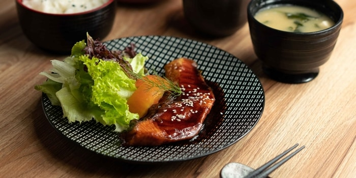 Food 1 at Daiginjo