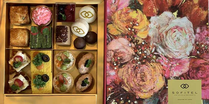 Afternoon Tea from 1864 at Sofitel Singapore City Centre in Tanjong Pagar, Singapore