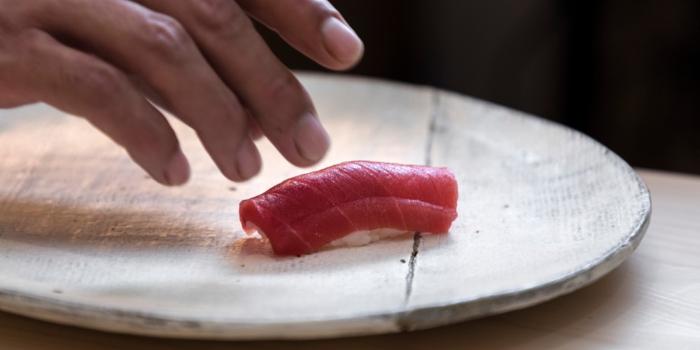 Tuna Sashimi from Sushi Kou in Tanjong Pagar, Singapore