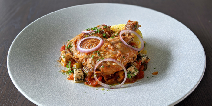 Pot Roasted Chicken from Clan Cafe at Outram, Singapore