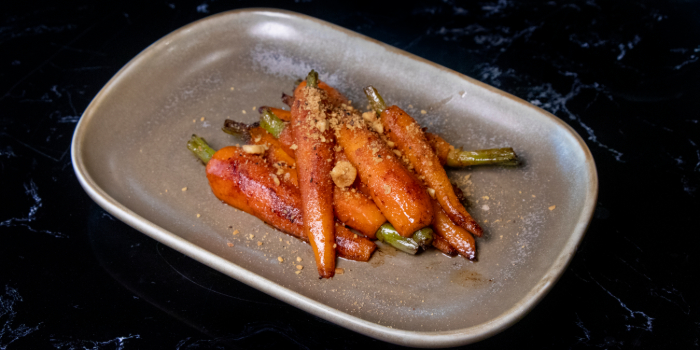 Balsamic Roasted Carrot from Black Marble in Holland Village, Singapore