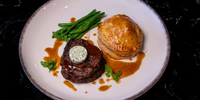 Angus Tenderloin from Black Marble in Holland Village, Singapore