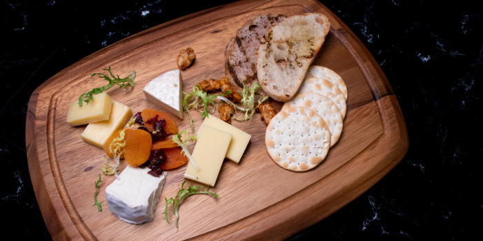 Cheese Platter from Black Marble in Holland Village, Singapore