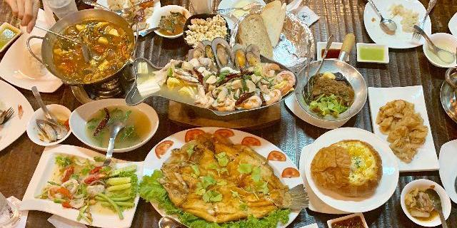 Dish 3 from The Witch Antiques & Restaurant at Muban Seri Villa Alley, Lane 2 Nong Bon, Prawet Bangkok