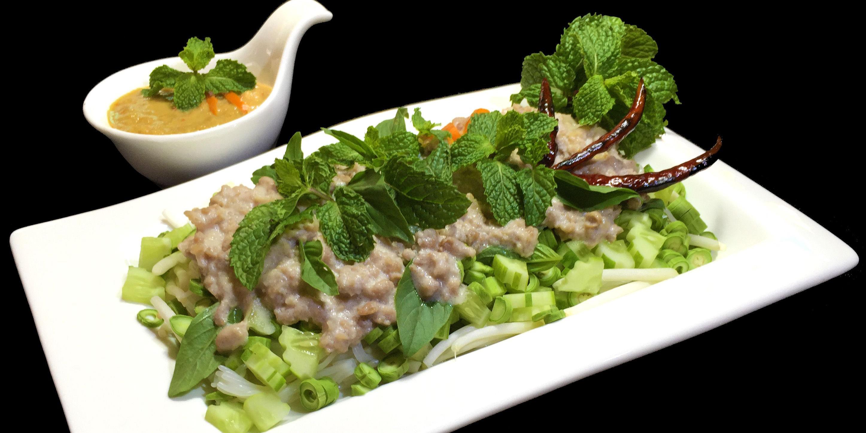 Dish 6 from The Witch Antiques & Restaurant at Muban Seri Villa Alley, Lane 2 Nong Bon, Prawet Bangkok Thailand
