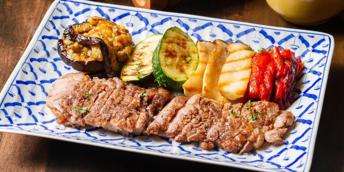 Food of Taberna Jamon Jamon in Sukhumvit Soi 20,Bangkok