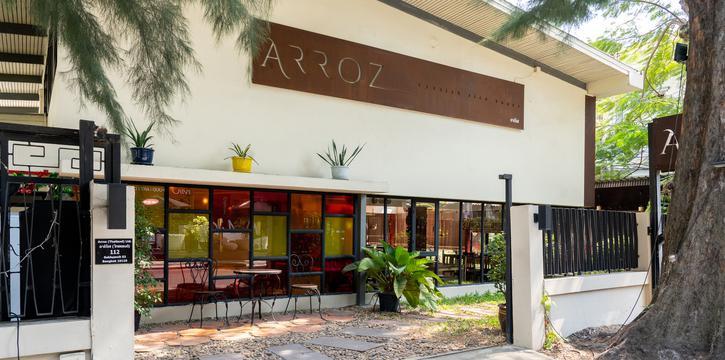 Restaurant from Arroz Spanish Rice House at 112 Sukhumvit 53 Klongtan-Nua Wattana, Bangkok