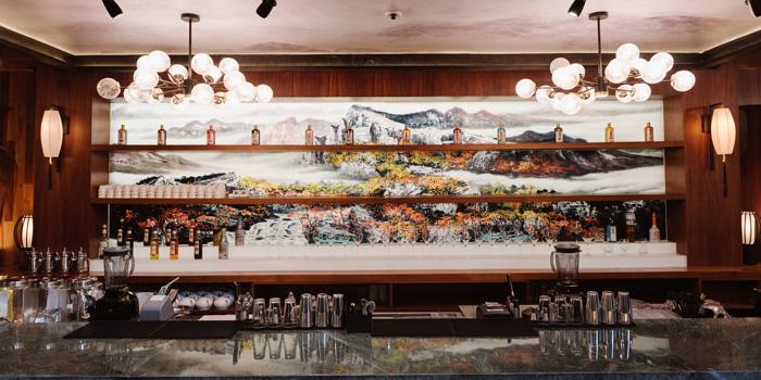 Interior 1 at Twelve Chinese Dining, Menteng