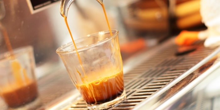 Espresso from Sunday Folks in Holland Village, Singapore