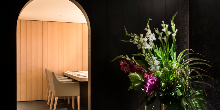 Private Dining Room at Sushi Kou in Tanjong Pagar, Singapore