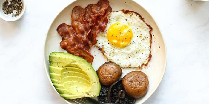 All Day Breakfast, Keto Hut, Sai Ying Pun, Hong Kong