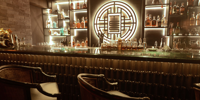 Bar Area of THE EMPEROR