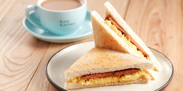 Omni Luncheon & Eggless Toast, Green Common, Tuen Mun, Hong Kong