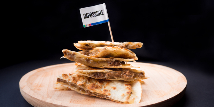 Impossible Quesadilla from Chimichanga in Little India, Singapore
