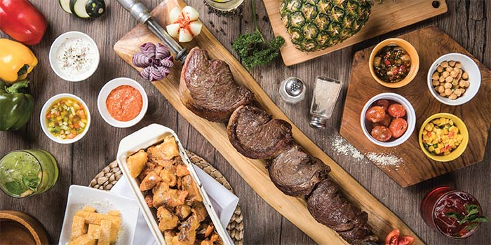Tucanos Churrascaria Brazilian BBQ and Buffet