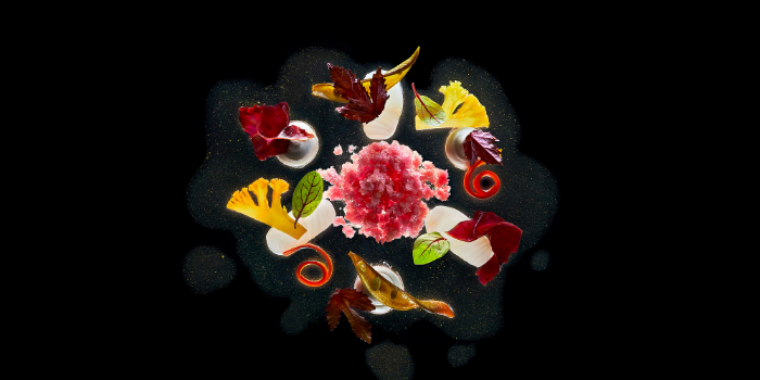 Archard by Chef David Thien from Corner House in the Singapore Botanic Gardens, Singapore