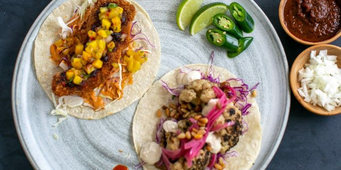 More Tacos from Super Loco Customs House at Customs House in Raffles Place, Singapore
