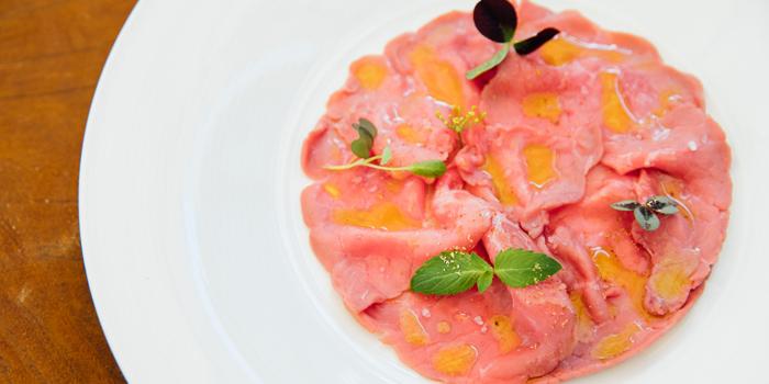 Special Dishes from La Bottega Di Luca in Upper Sukhumvit, Bangkok