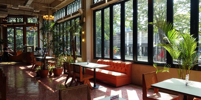 Interior 2 at Segundo, Hotel Monopoli Kemang