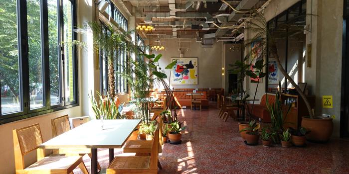 Interior 1 at Segundo, Hotel Monopoli Kemang