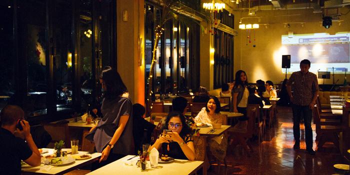 Interior 3 at Segundo, Hotel Monopoli Kemang