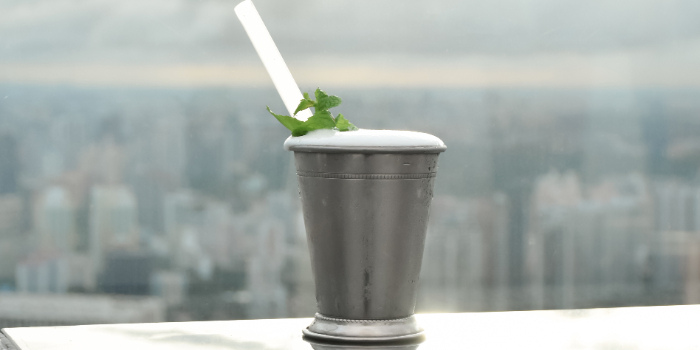 Cha Cha Bomb from 1-Altitude in Raffles Place, Singapore