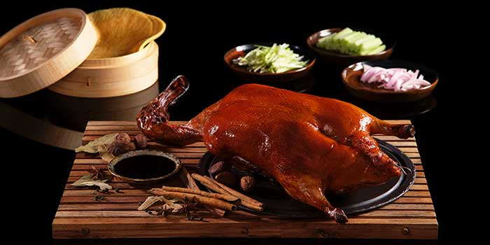 Beijing Roasted Duck at The Chinese National (Swissôtel Jakarta PIK Avenue)