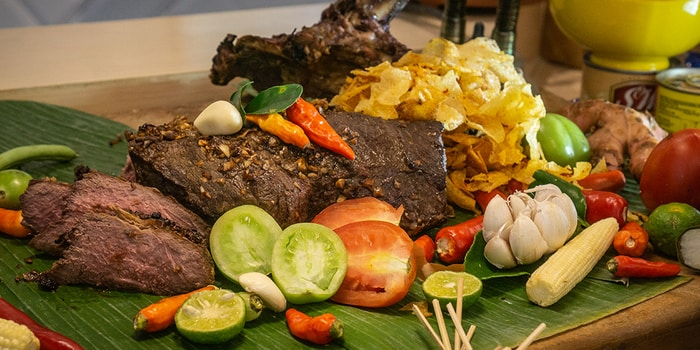 Lamb Vaganza at HARRIS Cafe (HARRIS Hotel Tebet Jakarta)